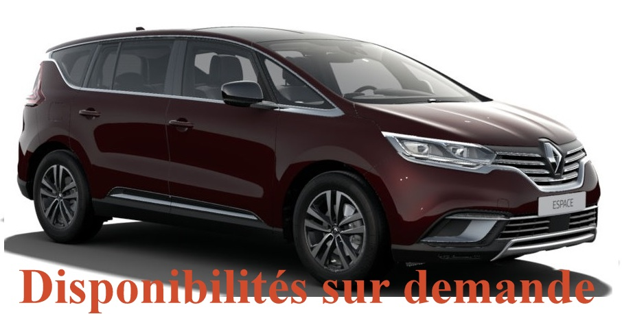 Mandataire Renault ESPACE NEW