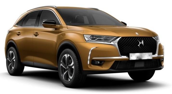 DS DS7 CROSSBACK BE CHIC BlueHdi 130 ch