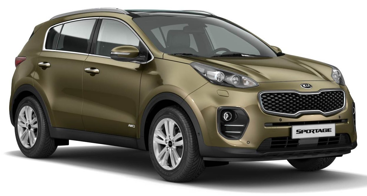 Kia SPORTAGE STYLE PACK 1.6 T-GDI 2WD 177 ch